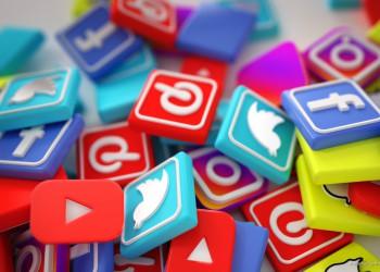social media iran