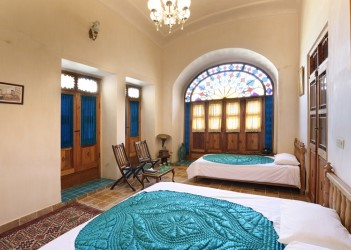 best hotels in kashan