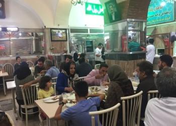 Haj Ali Chelokababi, Tabriz Iran