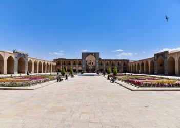 kerman attractions