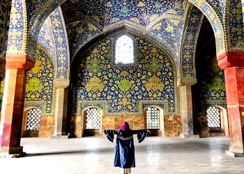 isfahan sightseeing