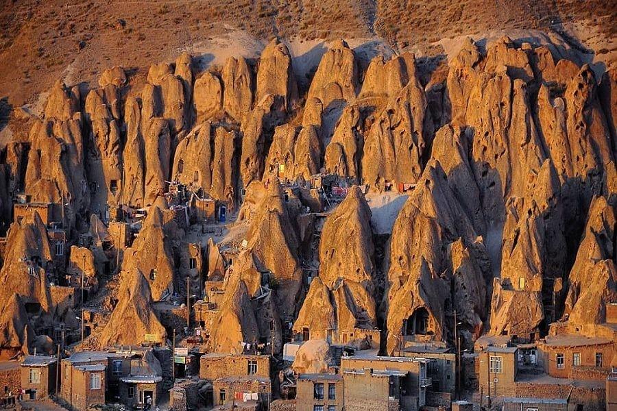 Kandovan Rocky Village, Tabriz Iran - Exotigo