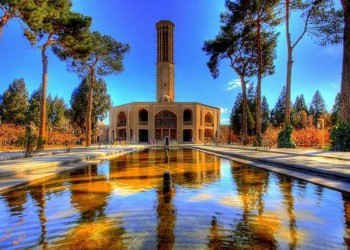 yazd attraction