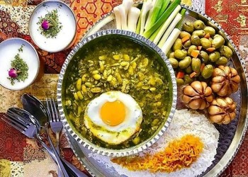 iran vegetarian food