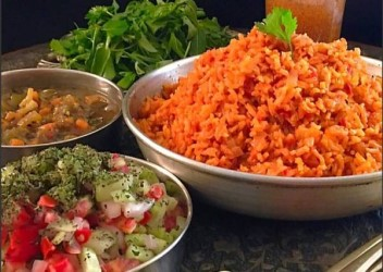 persian vegetarian dishes