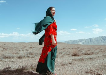 traveling to Iran as a woman
