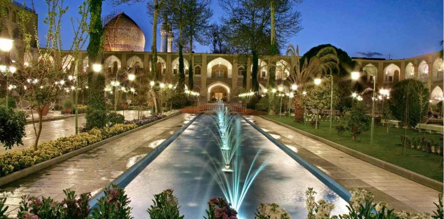 Abbasi Hotel Isfahan Iran - Exotigo