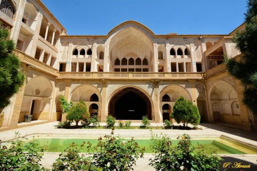 Abbasian House Kashan Iran - Exotigo