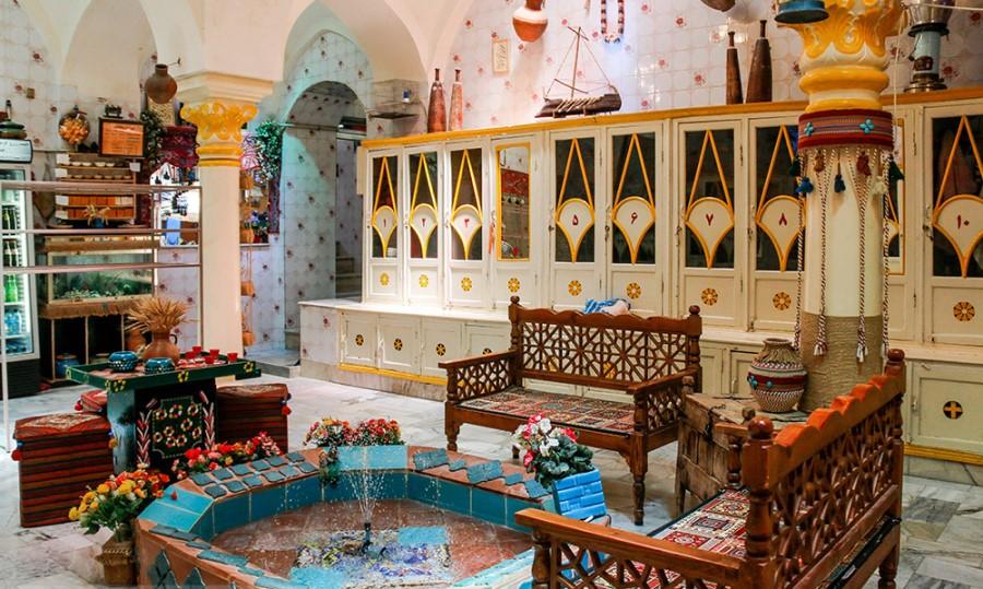 Bab Homayoun Traditional Bathhouse, Tehran - Exotigo