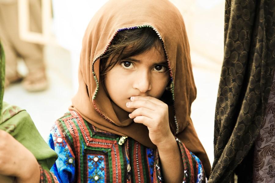 Balouch Clothing, Chabahar Market, Iran - Exotigo