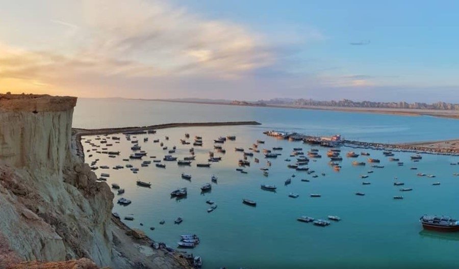 Beris Port, Chabahar Iran - Exotigo