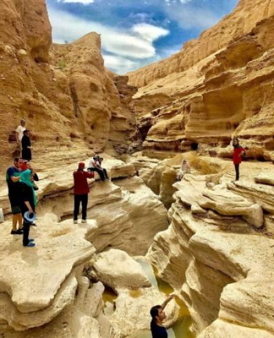 Best Canyon in Iran, Chahkooh Canyon - Exotigo
