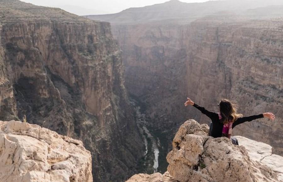 Best Canyon in Iran, Hayghar Canyon - Exotigo