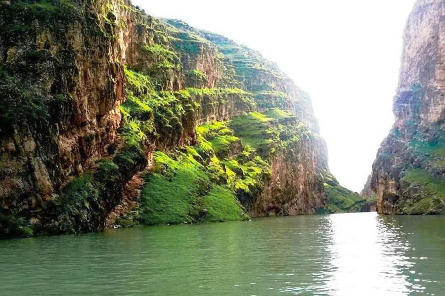 Best Canyon in Iran, Kaferin Canyon - Exotigo