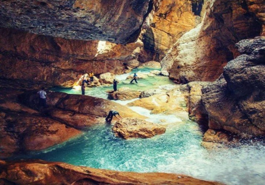Best Canyon in Iran, Raghaz Canyon - Exotigo