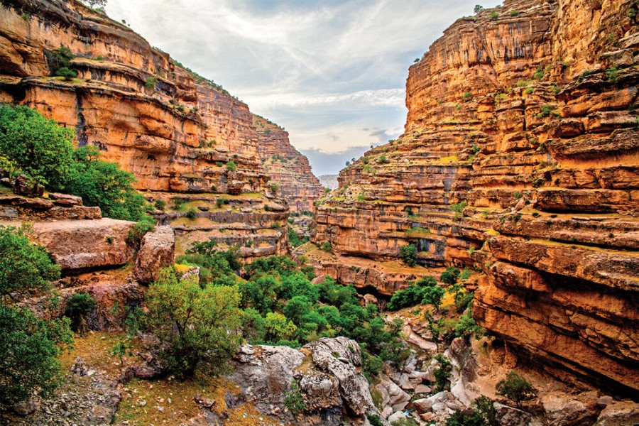 Best Canyon in Iran, Shirez Canyon - Exotigo