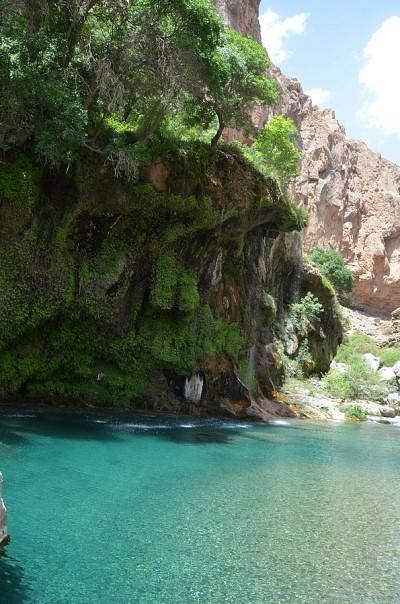 Best Canyon in Iran, Tange Boraq Canyon - Exotigo