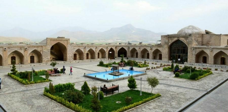 Bistoon Laleh Hotel Kermanshah Iran - Exotigo
