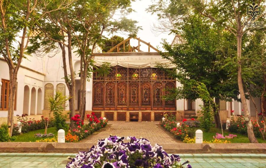 Constituition-House-of-Isfahan Iran - Exotigo