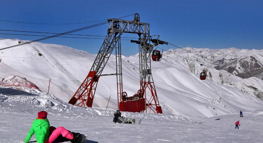 Dizin Ski Resort, Tehran - Exotigo
