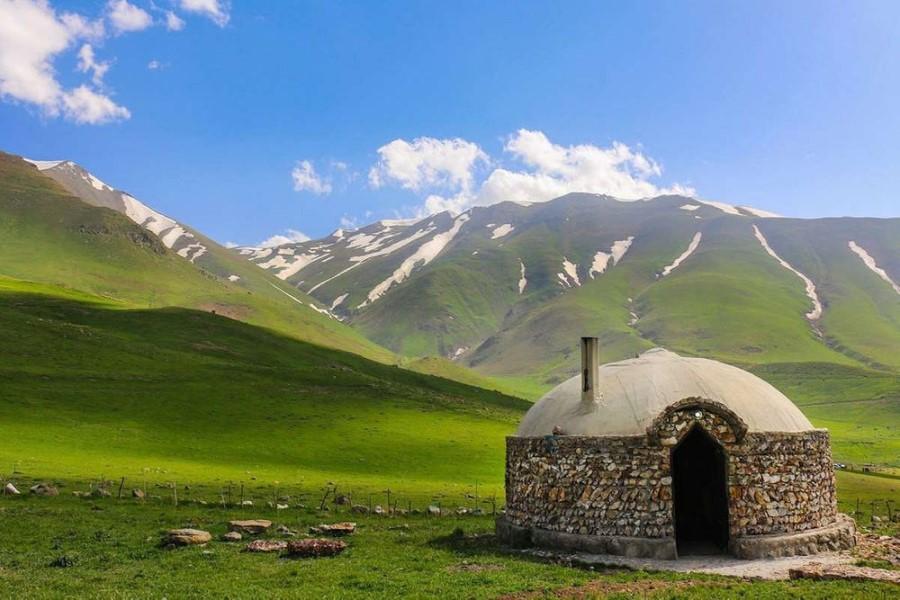 Durna Eco camp Ardabil Iran - Exotigo