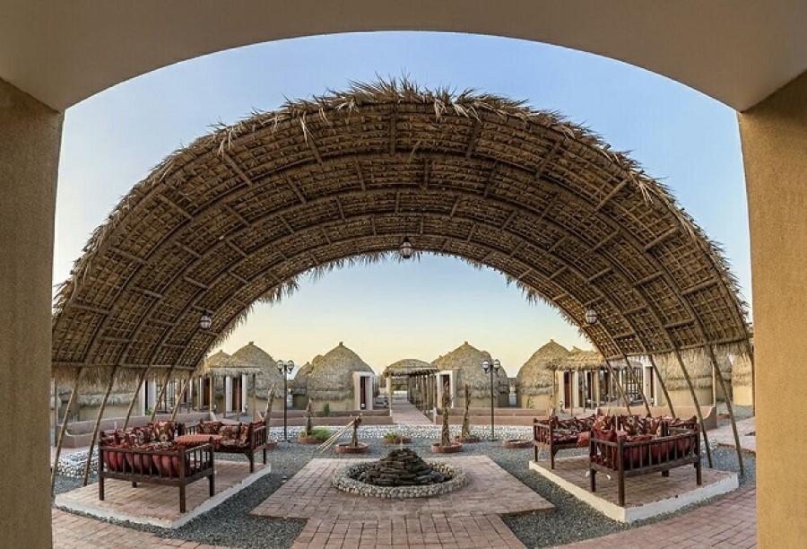 Ghaleganj-kapari-hotel Kerman Iran, Best Iran Ecolodges - Exotigo