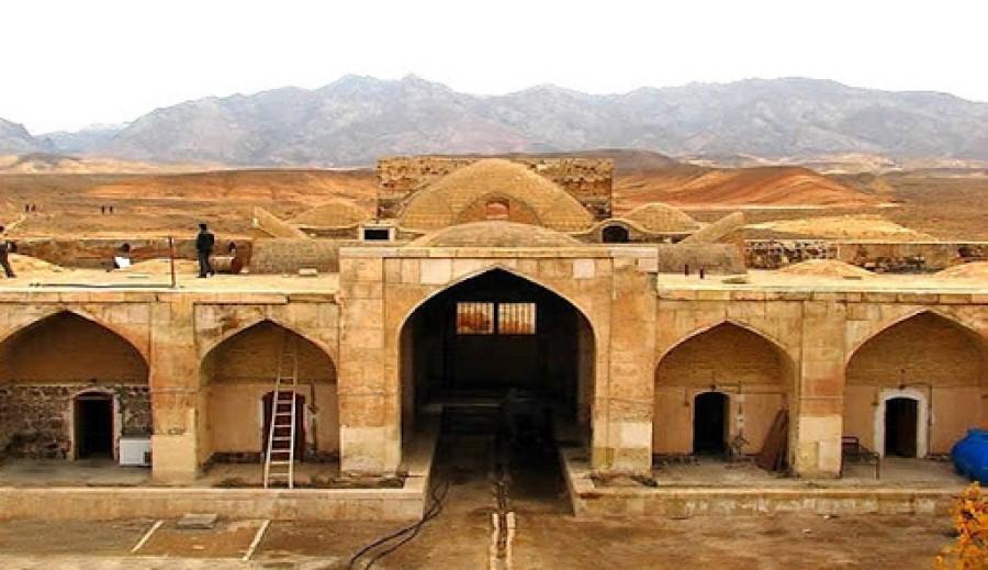 Ghasre Bahram Caravanserai, Garmsar Iran - Exotigo 1