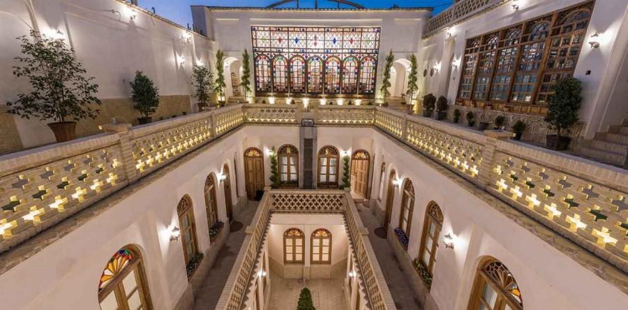 Ghasre Monshi Boutique Hotel Isfahan - Exotigo
