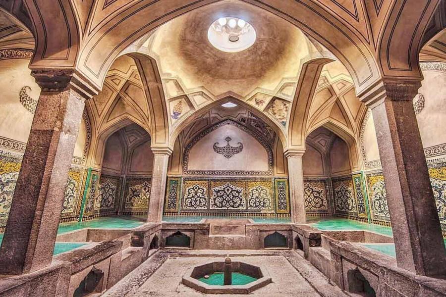 Hammam-e Ali Gholi Agha, Isfahan - Exotigo