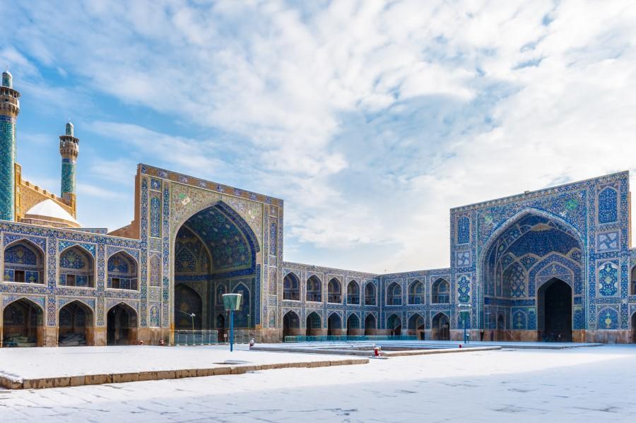 Jameh Mosque Isfahan - Exotigo