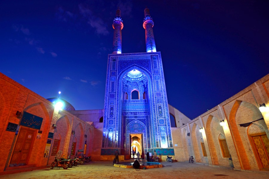 Jameh Mosque Yazd - Exotigo