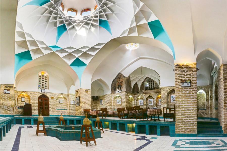 Khan Bathhouse, Yazd - Exotigo