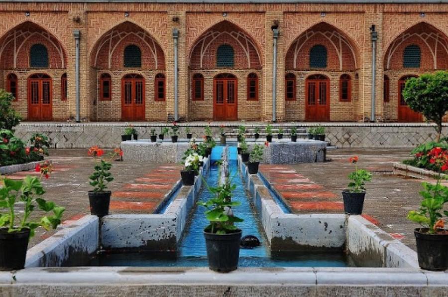 Khanat Carvanserai Tehran Iran - Exotigo