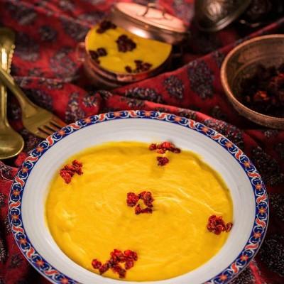 Khoresht e Mast, weirdest Iran food - Exotigo