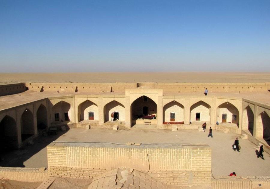 Maranjab Caravanserai Isfahan Iran - Exotigo