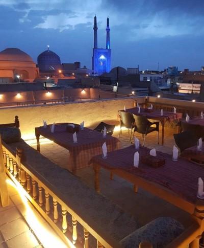 Marcopolo Restaurant, Yazd Iran - Exotigo
