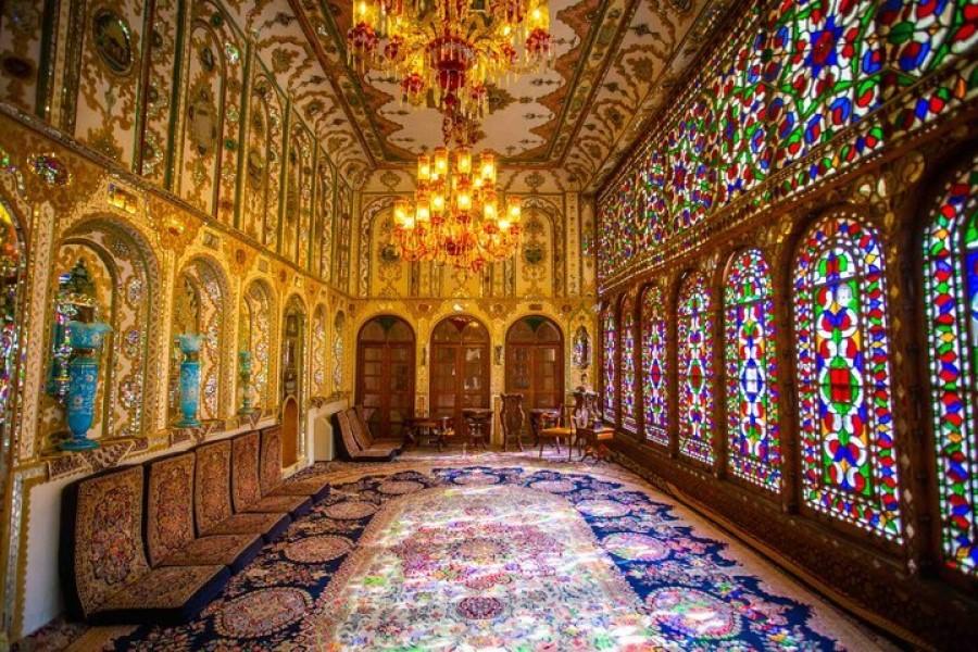 Mollabashi House Isfahan Iran - Exotigo
