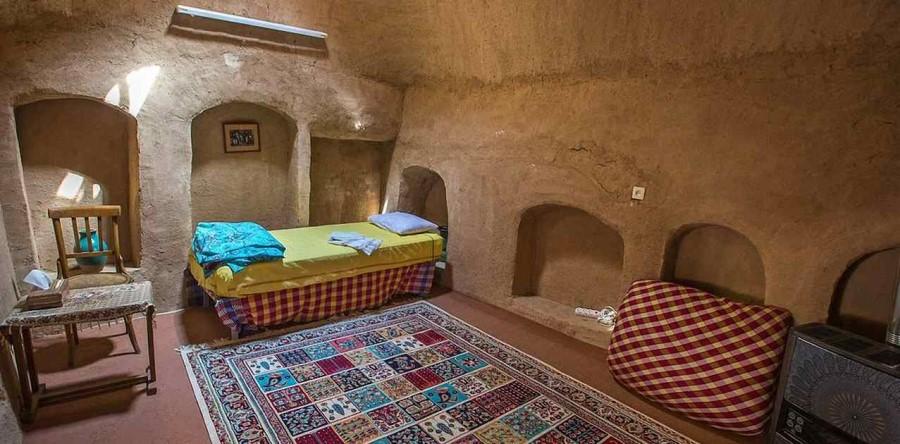 Nartitee Ecolodge Taft Yazd Iran, Best Iran Ecolodges - Exotigo