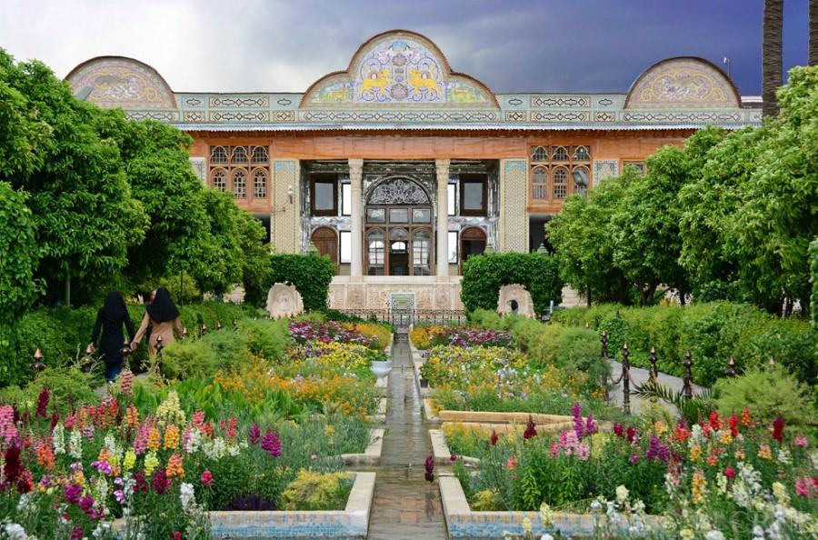 Qavam House Shiraz Iran - Exotigo