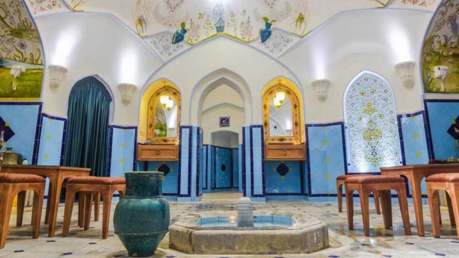 Qazi Persian Bathhouse, Isfahan - Exotigo