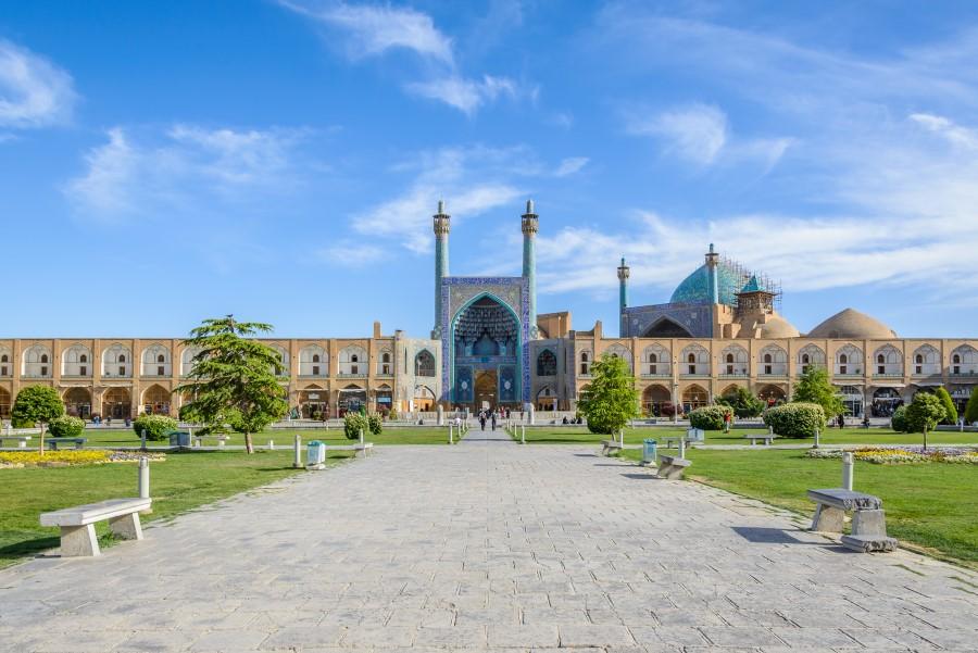 Shah Mosque Isfahan - Exotigo