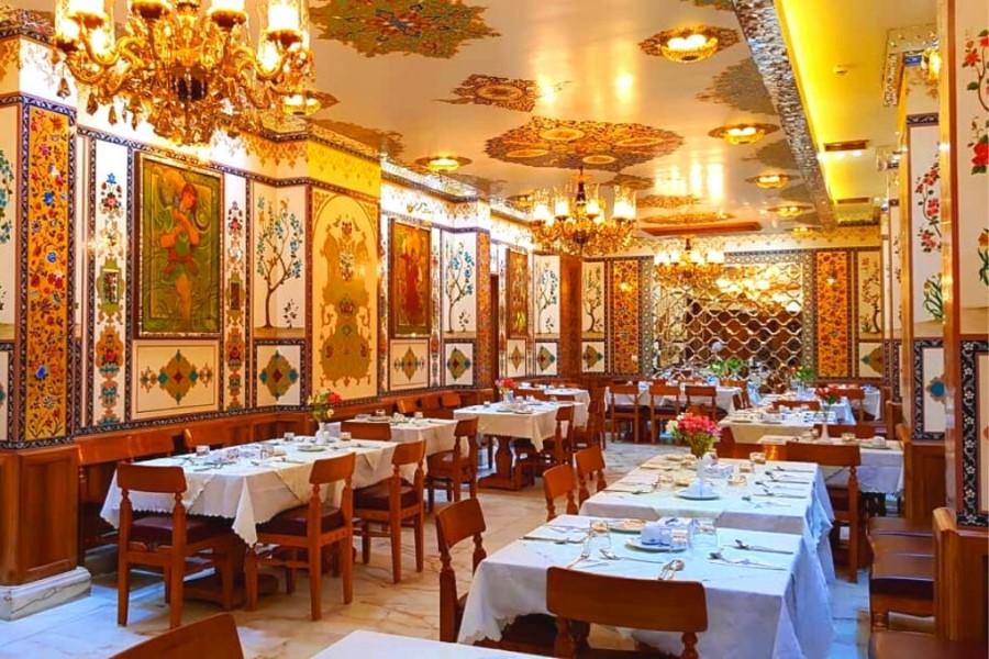 Shahrzad Restaurant, Isfahan Iran - Exotigo