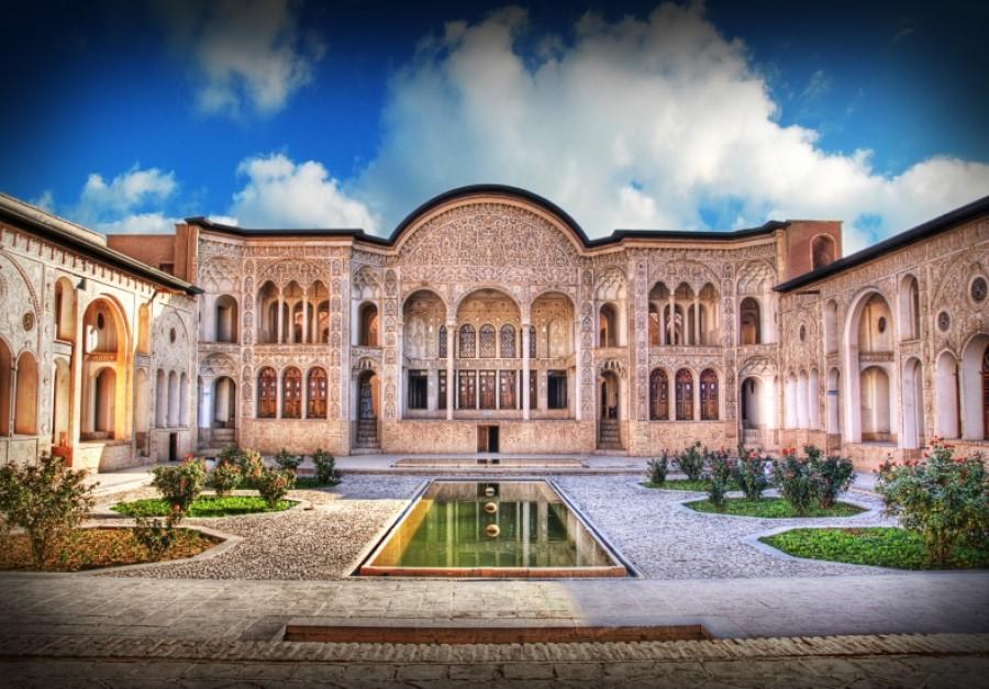 Tabatabaei House Kashan Iran - Exotigo