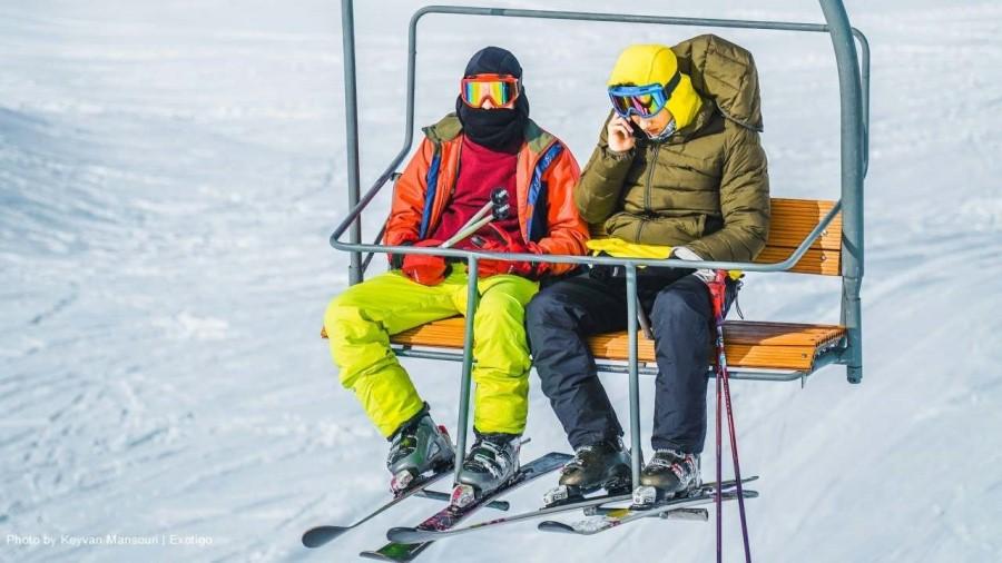 Tochal Ski Resort, Tehran - Exotigo
