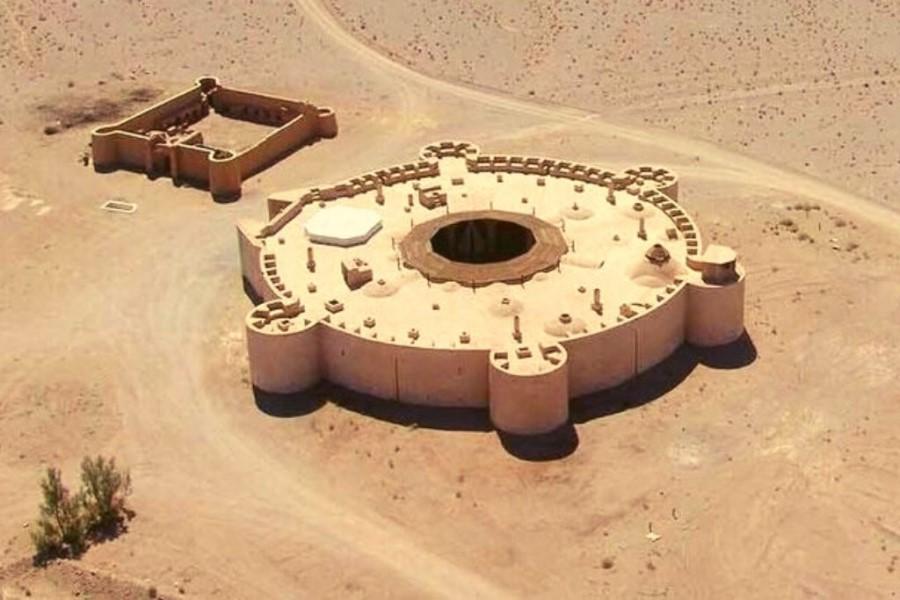 Zein O Din Caravanserai Yazd Iran - Exotigo