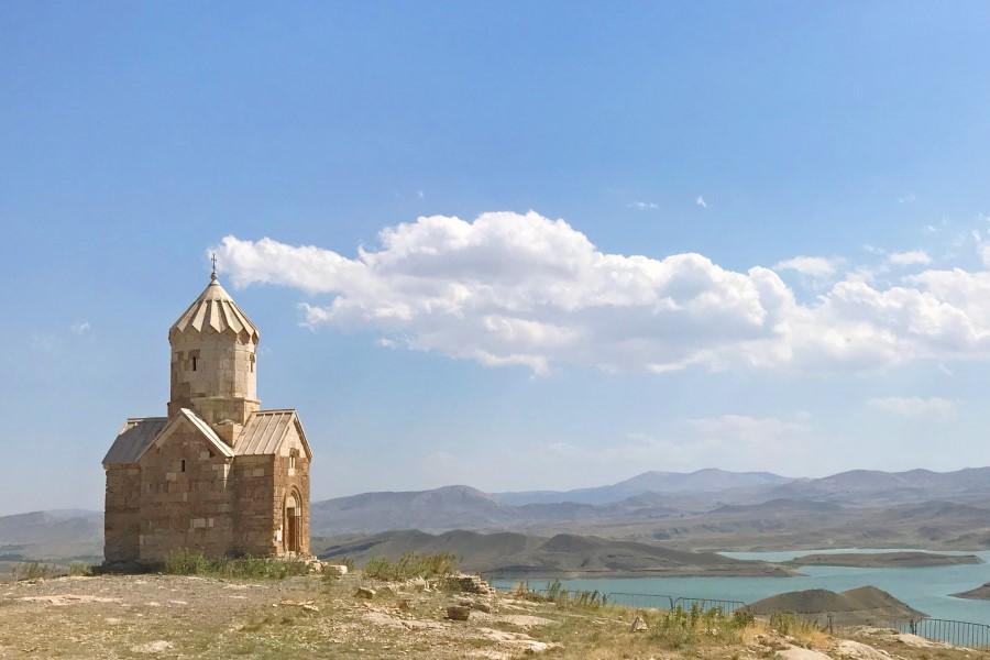 Armenian-Monastic-Ensembles-Top 24 UNESCO World Heritage Sites in Iran