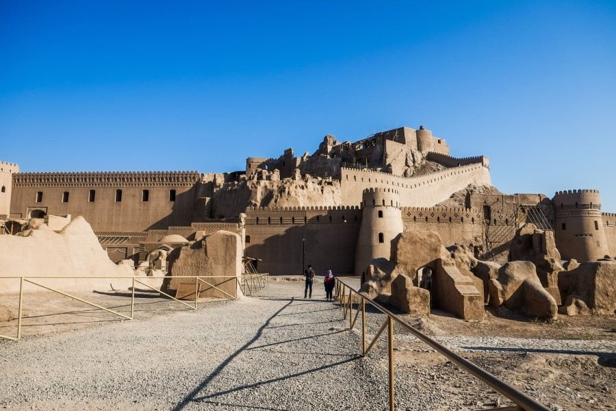 Bam and its Cultural Landscape, UNESCO World Heritage Sites in Iran