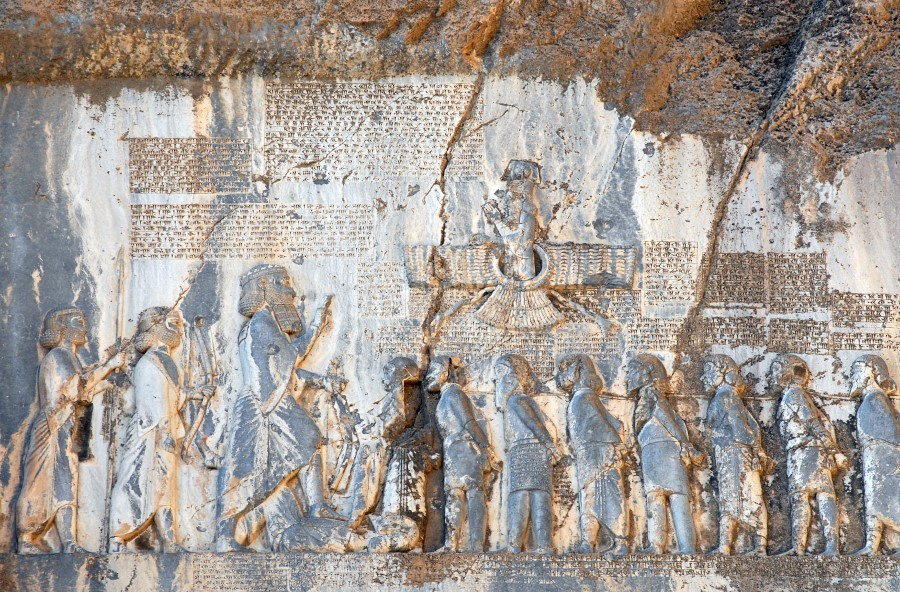 Bisotun, UNESCO World Heritage Sites in Iran