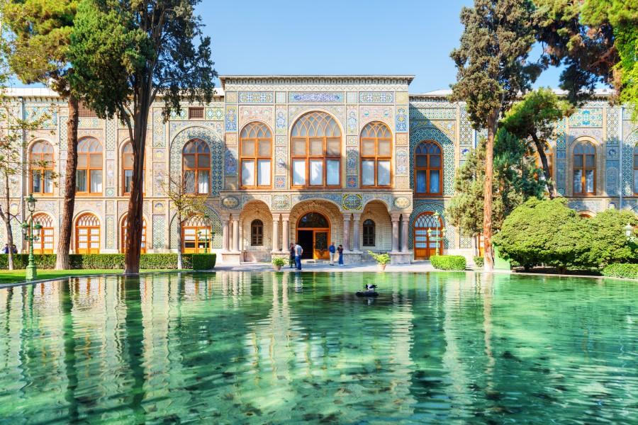 Golestan Palace, UNESCO World Heritage Sites in Iran