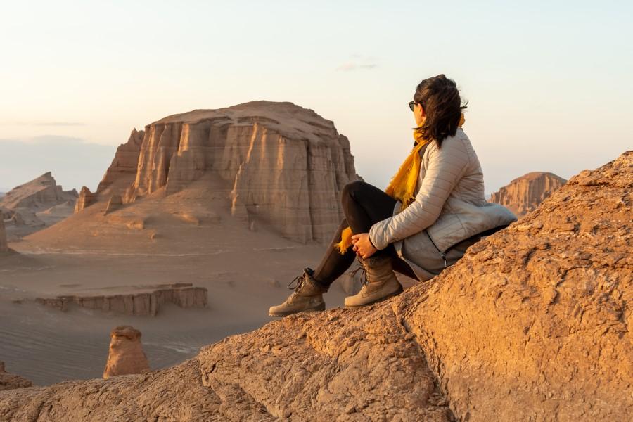 Lut Desert, UNESCO World Heritage Sites in Iran